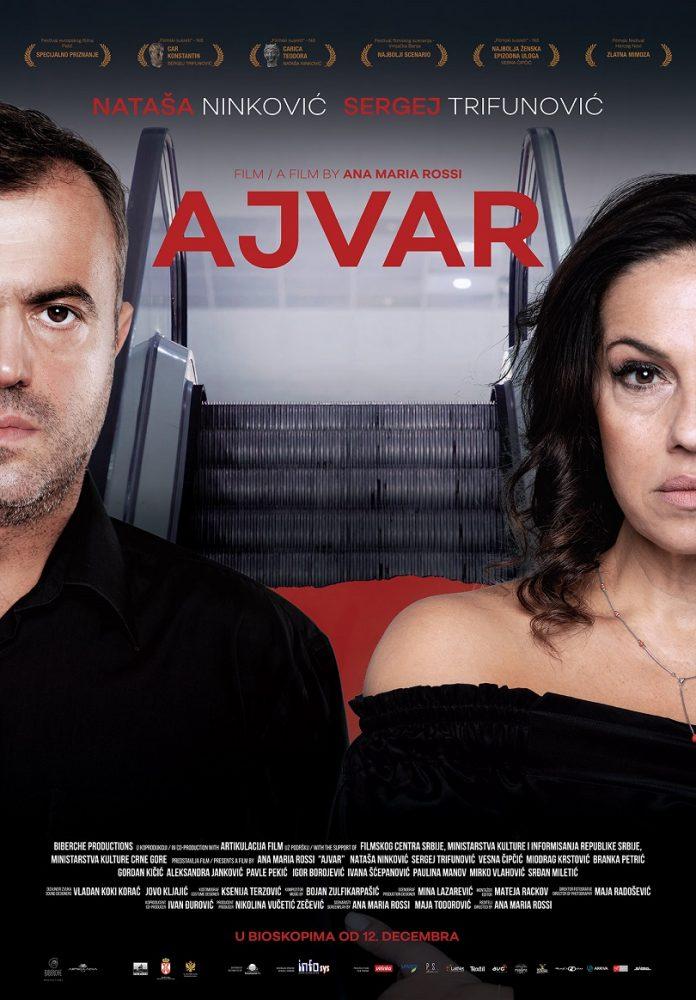 Ajvar - plakat